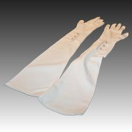 Meyers Make Opera Length Size 7 Formal Evening Gloves