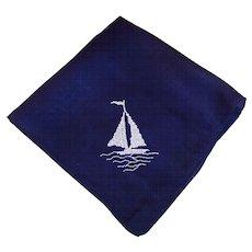 Vintage Nautical Sailing Ship Bandana