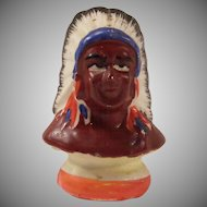 Indian Chief Shaker