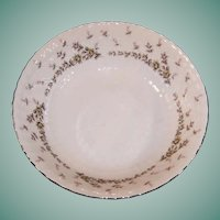 "Midcentury Style House China PICARDY  9 1/4"" Serving Bowl"