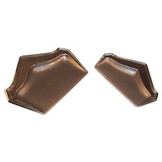 Set of 2 by Manning Bowman and Co; Means Best Dust Pan & Crumb Catcher