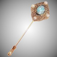 Sarah Coventry 1960's Remembrance Stick Pin