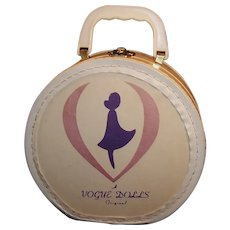 Excellent -- 1960'S Vogue Doll Carrying Case