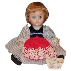 "1960's Vogue 8"" Ginny Doll Far Away Lands Poland Polish"