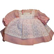 """Vintage 1960's Vogue Doll Dress (8"""" to 11"""" doll)"""