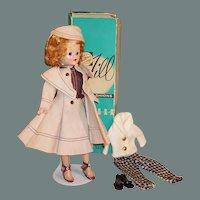 1950's Vogue Jill Auburn Hair & Box; Sheath Dress; Coat, Cloche Hat, Pants, Blazer & more....