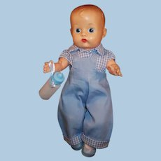 1958 Vogue Jimmy Doll; (Ginnette's Twin Brother)