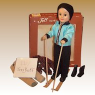 Vogue Jeff Doll, Ski Outfit / Gear and Casual Khaki Pants / Shirt