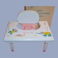 Vogue Ginnette Tender (Seat, Chair, or  Walker) & Original Box