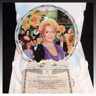 The Young & The Restless:  KATHERINE'S LEGACY Collector's Plate