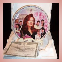 The Young & The Restless: LAUREN'S LOVES Collector's Plate