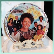 The Young & The Restless:  MAMIE'S HEART  Collector's Plate
