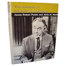 The Cinema of Edward G. Robinson 1972