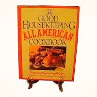 1987 Good Housekeeping All-American Illustrated Cookbook