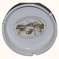 Doral Cigarettes Advertising Ash Trays ~ Tobaccoville, NC ~ RJ Reynolds