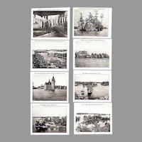 Thousand Islands New York Souvenir Photo Folder 1920-30s