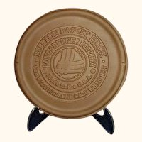 Longaberger Button Basket Warming Brick  #31098 Retired