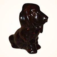 AVON Baby Bassett Dog Topaz Cologne ~ Full Bottle