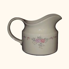 Pfaltzgraff Trousseau Gravy Boat Made in USA