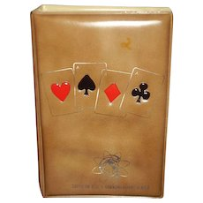 Southern Bell Communications Center 1960s Contract Bridge Playing Cards Set