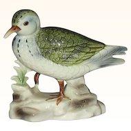 Inarco Sand Piper Bird Figurine E-3393 Japan