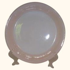 Fire King Copper Tint Pie Plate Ovenware 460 Made 1942 to 1945