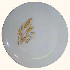 Fire King Wheat Dinner Plate 1962 - 1966