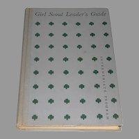 Girl Scout Leaders Guide 1955 Intermediate Program