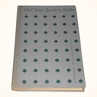 Girl Scout Leaders Guide 1955 Intermediate Program
