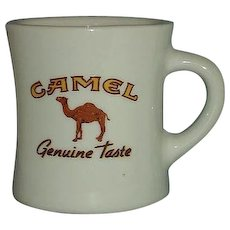 Camel Advertising Restaurant Ware Mug