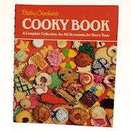 Betty Crocker Cooky Book Hardcover 1973 Thirteenth Printing