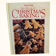 Southern Living Big Book of Christmas Baking 1996 Hardcover