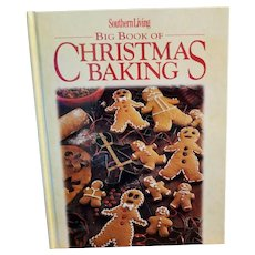 Southern Living Big Book of Christmas Baking 1996 Hardcover