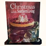 Christmas with Southern Living 1995 Hardcover