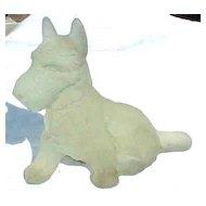 Satin Camphor Scotty Scottie Terrier Dog LE Smith