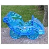 Ritz Blue Cobalt Convertible Roadster EAPG