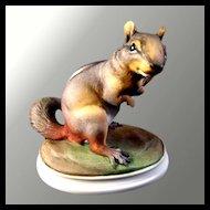Boehm Chipmunk Figure