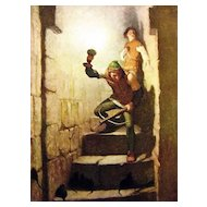 The Black Arrow - Illustrated by NC Wyeth