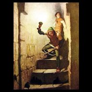 The Black Arrow - Illustrated by NC Wyeth