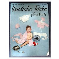 Wardrobe Tricks from 1 to 6 -- Vintage Needlework Book