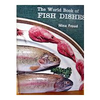Fish Dishes - Vintage Cook Book