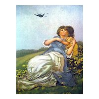 Little Wide Awake An Anthology of Victorian Childrens books and Periodicals