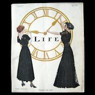 Vintage Life Magazine March 16 1911 Vol LVII No 1481