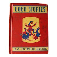 Good Stories Easy Growth in Reading Early Reader / Illustrated Book / Learning To Read / Circus