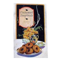 Vintage Baking Booklet Reliable Recipes by Calumet Baking Powder 23rd Edition / Vintage Advertising / Recipe Booklet