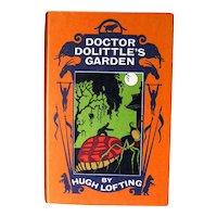 Dr Dolittles Garden by Hugh Lofting - Childrens Series Books - Animal Books - Veterinarian Book