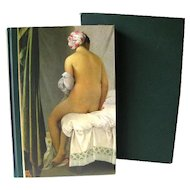 The Nude A Study In Ideal Form by Kenneth Clark The Folio Society London in Original Slip Case - Art Reference - Art Book - Coffeetable Book
