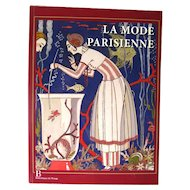 La Mode Parisienne Fashion Illustration - 1912 to 1925 Art Nouveau and Art Deco Era Art Book - Fashion Girl Prints - Fashion Art