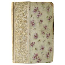 Poetry Book Rubaiyat Of Omar Khayyam 1880s - Translated by Edward Fitzgerald - Gift Book - Poetry Collection - Thomas Crowell