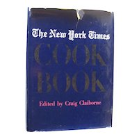 The New York Times Cook Book Vintage Cookbook - Foodie Gift - Recipe Book - Food Photography - Vintage Cook Book - Gift for Foodies